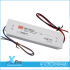 MEAN WELL LED-transformator 12 V/DC 100 W 0 - 5 A  LPV-100-12 Waterdicht (IP67) -