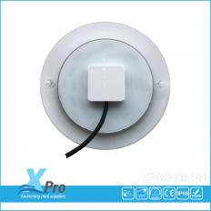 Zwembadlamp opbouw LED 12V AC 25W RGB -
