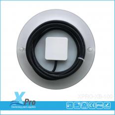 Luces de piscina de superficie LED 324 12V AC 25W RGB -