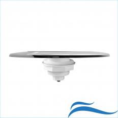 Modern ABS + LED Zwembadlamp voor fiberglas en beton zwembaden  316SS  25 - 35 W -