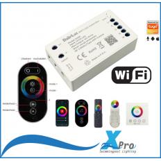 WIFI RGBW TUYA 2.4G Draadloze Mesh Sync Controle -