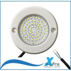 Ultradunne 100 x 8mm LED Zwembadverlichting 5 watt -